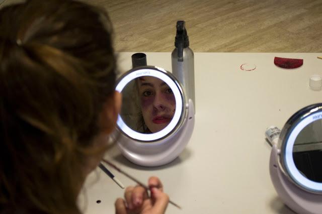 Maquillaje Zombie
